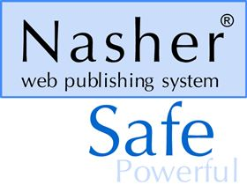 Nasher® publishing system